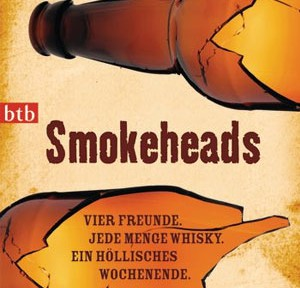 Smokeheads – Doug Johnstone
